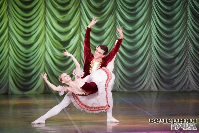 Праздник балетного братства