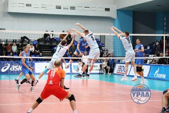 Новый вектор развития волейбола
