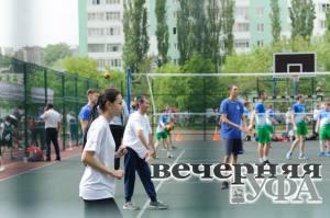 Волейбол — в каждый двор!