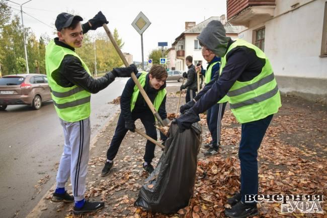 В Башкирии регулярно будут проводиться Дни чистоты