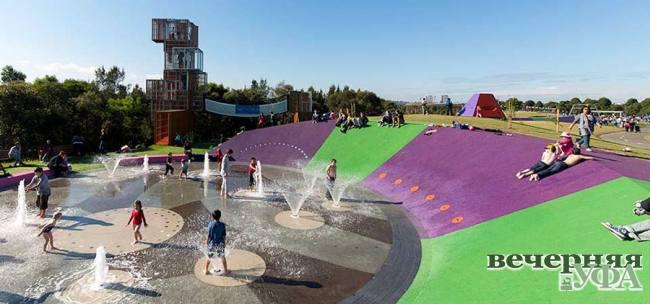 Площадки для детей настоящих и бывших
